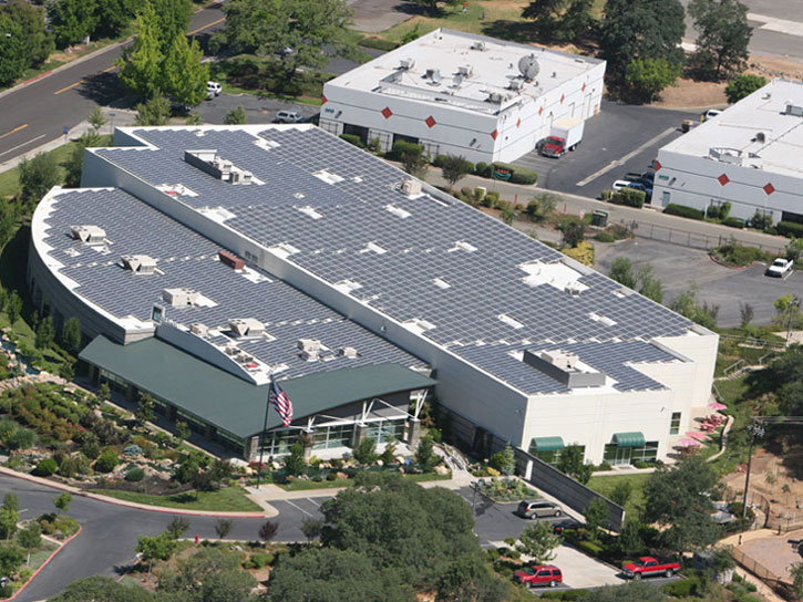 CRC Roofing | Certified Commercial Roofing
